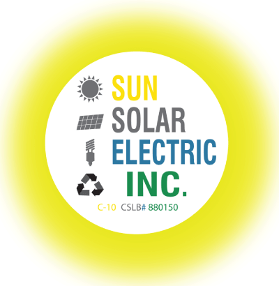 Sun Solar Electric  logo